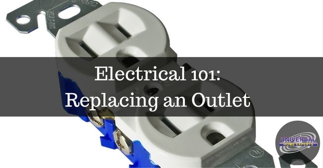 Electrical 101: Replacing an Electrical Outlet