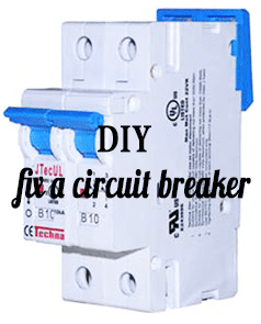 how to fix a blown fuse or tripped circuit breaker. Black Bedroom Furniture Sets. Home Design Ideas